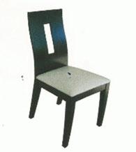 Кухненски стол с тапицирана седалка