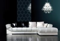 Ъглов диван с размери 290/195/95см