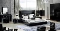 Дизайнерска спалня с размери 201/221/133см
