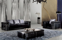 Стилен диван тройка 250/100/68см