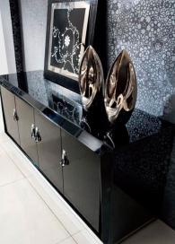 Дизайнерски шкаф по поръчка
