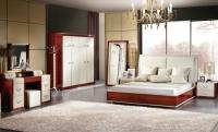 Дизайнерска спалня 199/240/130см