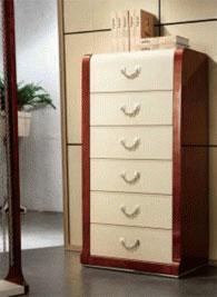 Шкаф с 6 чекмеджета 65/47/130см