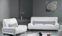 Стилен комплект диван с фотьойл