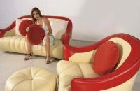Луксозен диван с фотьойл