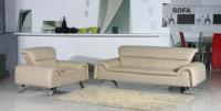 Дизайнерски диван с фотьойл