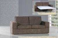 Двоен диван с разтегателен механизъм
