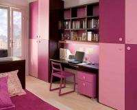 детски мебели в лилаво