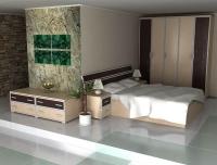 спален комплект 26-ПРОМОЦИЯ от Перфект Мебел