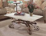 лукс Маси и столове от кавано желязо