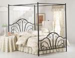 цена Дизайнерски спални ковано желязо