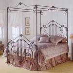 Спалня по поръчка от ковано желязо производители