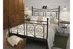 Легло от ковано желязо вносители