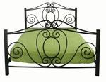 Спалня по поръчка от ковано желязо по-поръчка