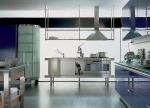Модерно метално обзавеждане за кухни