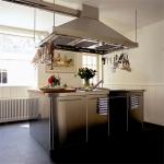 Проект и изработка на кухни от метал