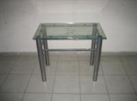 Квадратна ниска маса за кафе