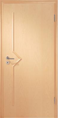 Интериорна врата Lifestyle Intarsia 1/LA Бук