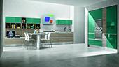 Кухня LINEA GLAM