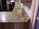 Изработка на нестандартни кухненски плотове от мрамор