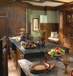 Поръчкови лукс кухненски плотове от мрамор