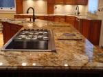 Луксозни мраморни кухненски плотове