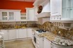 Луксозни кухненски плотове, изработени от мрамор