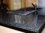 Проектиране и изработка на кухненски плот от гранит