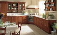 Италианска кухня Margot - класически стил