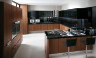 Модерна луксозна италианска кухня Reflex