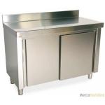 иноксови кухненски работни маси