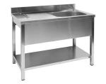 иноксова мебел за кухня