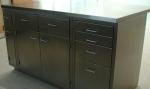 шкафове от неръждаема стомана