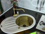 умивалник за кухня иноксов