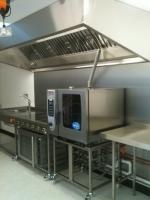 Кухненски мебели от инокс