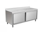 Шкафове за кухни от инокс