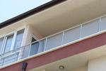 балконски парапети от инокс и стъкло по поръчка
