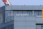 парапети за балкони от инокс и стъкло
