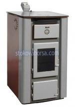 Изработка и продажба на български пелетни камини 22kW