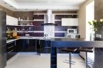 бизнес  мебели для кухни с роскошным видом