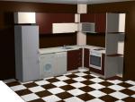 бизнес  меблирование по индивидуальному проекту для Вашей современной кухни