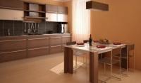меблирование по индивидуальному проекту для роскошной кухни