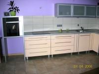 меблирование по индивидуальному проекту Вашей кухни класса люкс реализация