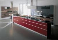 меблировка кухни заказной мебелью
