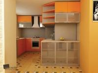 обставление по индивидуальному проекту Вашей кухни