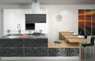 кухонная мебели с современным дизайном заказ