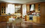 кухня с картинкой на заказ
