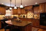 кухонная мебель для наклоненных  пространств