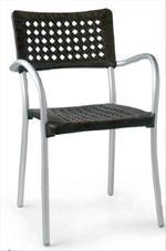 Външни алуминиеви столове за бар Пловдив