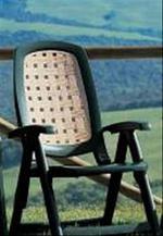 Пластмасови италиански столове ЛУКС с разнообразни размери плот Пловдив